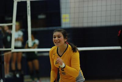 Oswego East Girls Volleyball Vs Plainfield Central 1003