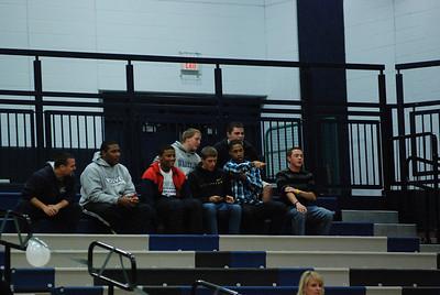 Oswego East Girls Volleyball Vs Plainfield Central 1007