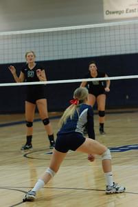 Oswego East Girls Volleyball Vs Plainfield Central 1032
