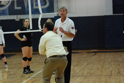 Oswego East Girls Volleyball Vs Plainfield Central 1028