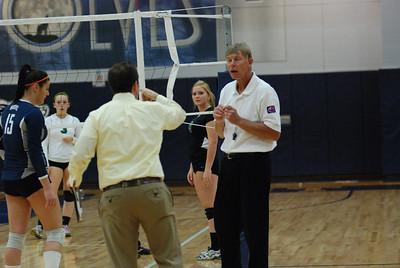 Oswego East Girls Volleyball Vs Plainfield Central 1027