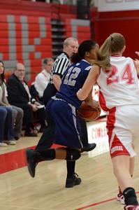 OE  girls basketball Vs Naperville Central 337