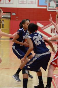 OE  girls basketball Vs Naperville Central 313