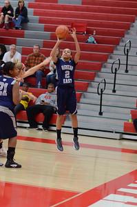 OE  girls basketball Vs Naperville Central 298
