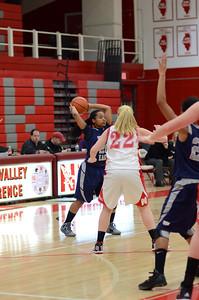 OE  girls basketball Vs Naperville Central 320