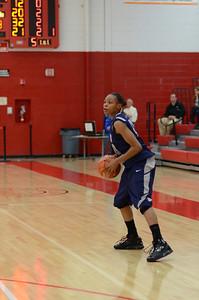 OE  girls basketball Vs Naperville Central 341