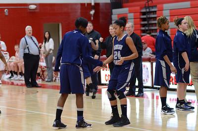 OE  girls basketball Vs Naperville Central 283