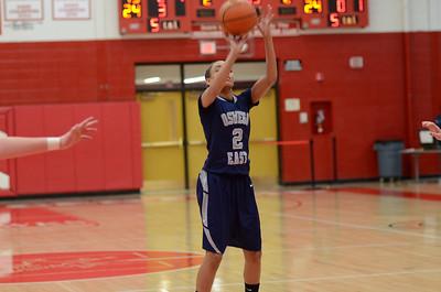 OE  girls basketball Vs Naperville Central 319