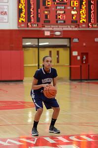 OE  girls basketball Vs Naperville Central 315