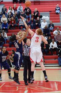 OE  girls basketball Vs Naperville Central 289