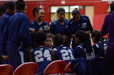 OE  girls basketball Vs Naperville Central 285