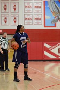OE  girls basketball Vs Naperville Central 304