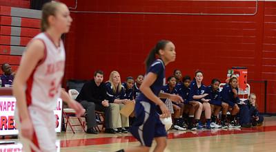 OE  girls basketball Vs Naperville Central 325