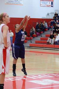 OE  girls basketball Vs Naperville Central 296