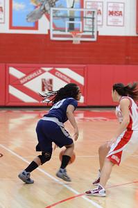 OE  girls basketball Vs Naperville Central 292