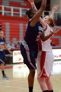 OE  girls basketball Vs Naperville Central 329