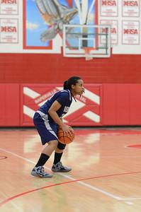 OE  girls basketball Vs Naperville Central 302