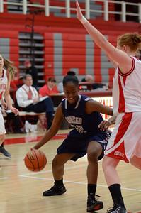 OE  girls basketball Vs Naperville Central 327