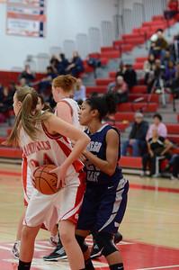 OE  girls basketball Vs Naperville Central 306