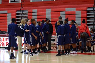 OE  girls basketball Vs Naperville Central 275