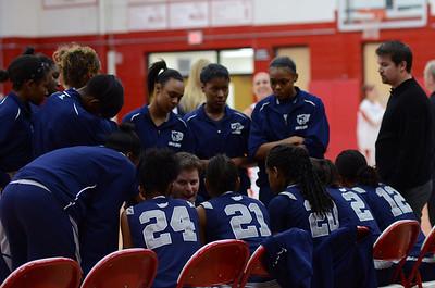 OE  girls basketball Vs Naperville Central 286