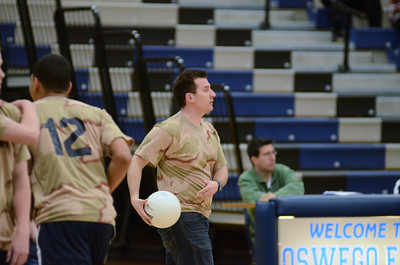 Oswego East boys volleyball(Volley for the troops) 2012 025