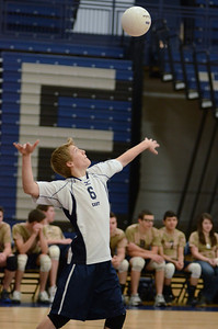Oswego East boys volleyball(Volley for the troops) 2012 008