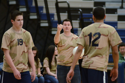 Oswego East boys volleyball(Volley for the troops) 2012 024