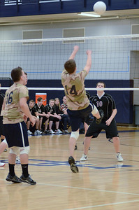 Oswego East boys volleyball(Volley for the troops) 2012 030