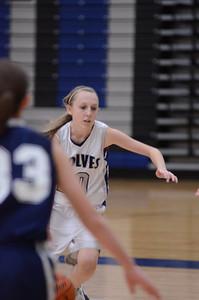 Oswego East girls basketball Vs Plainfield South 2012 075