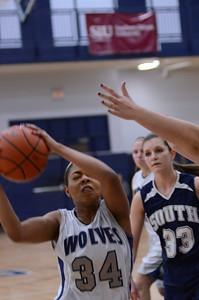 Oswego East girls basketball Vs Plainfield South 2012 025