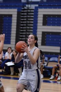 Oswego East girls basketball Vs Plainfield South 2012 061