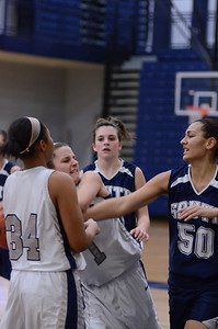 Oswego East girls basketball Vs Plainfield South 2012 069
