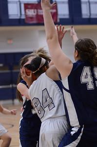 Oswego East girls basketball Vs Plainfield South 2012 028