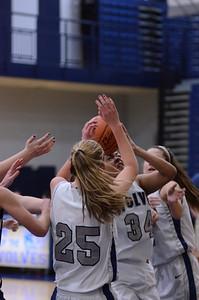 Oswego East girls basketball Vs Plainfield South 2012 039