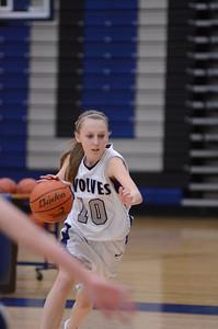 Oswego East girls basketball Vs Plainfield South 2012 074