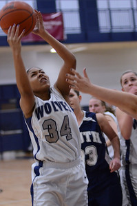 Oswego East girls basketball Vs Plainfield South 2012 024