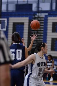 Oswego East girls basketball Vs Plainfield South 2012 064
