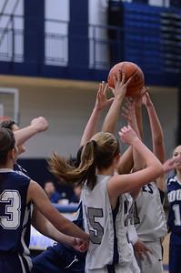 Oswego East girls basketball Vs Plainfield South 2012 037