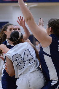 Oswego East girls basketball Vs Plainfield South 2012 029