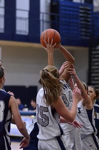 Oswego East girls basketball Vs Plainfield South 2012 038
