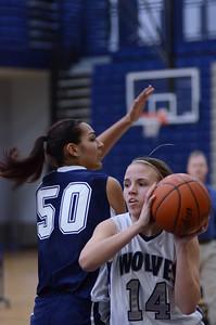 Oswego East girls basketball Vs Plainfield South 2012 004