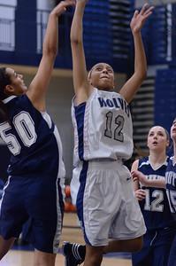 Oswego East girls basketball Vs Plainfield South 2012 019