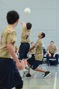 Oswego East boys volleyball(Volley for the troops) 2012 104
