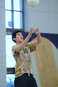 Oswego East boys volleyball(Volley for the troops) 2012 097