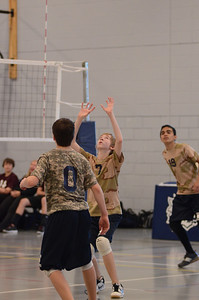 Oswego East boys volleyball(Volley for the troops) 2012 473