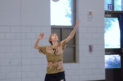 Oswego East boys volleyball(Volley for the troops) 2012 197