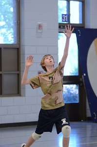 Oswego East boys volleyball(Volley for the troops) 2012 188