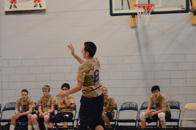 Oswego East boys volleyball(Volley for the troops) 2012 486