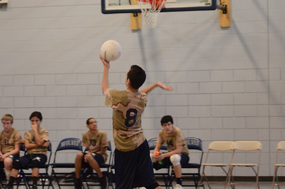 Oswego East boys volleyball(Volley for the troops) 2012 485
